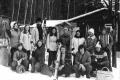 1977 - soustředění na Lipně